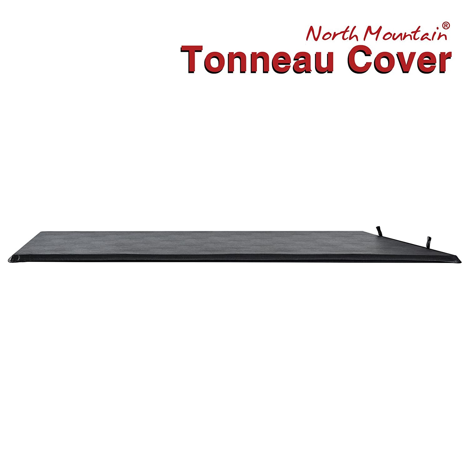 JJ Black Vinyl Clamp On Soft Lock /& Roll-up Tonneau Cover For 16-19 Toyota Tacoma Pickup 5ft Fleetside Bed