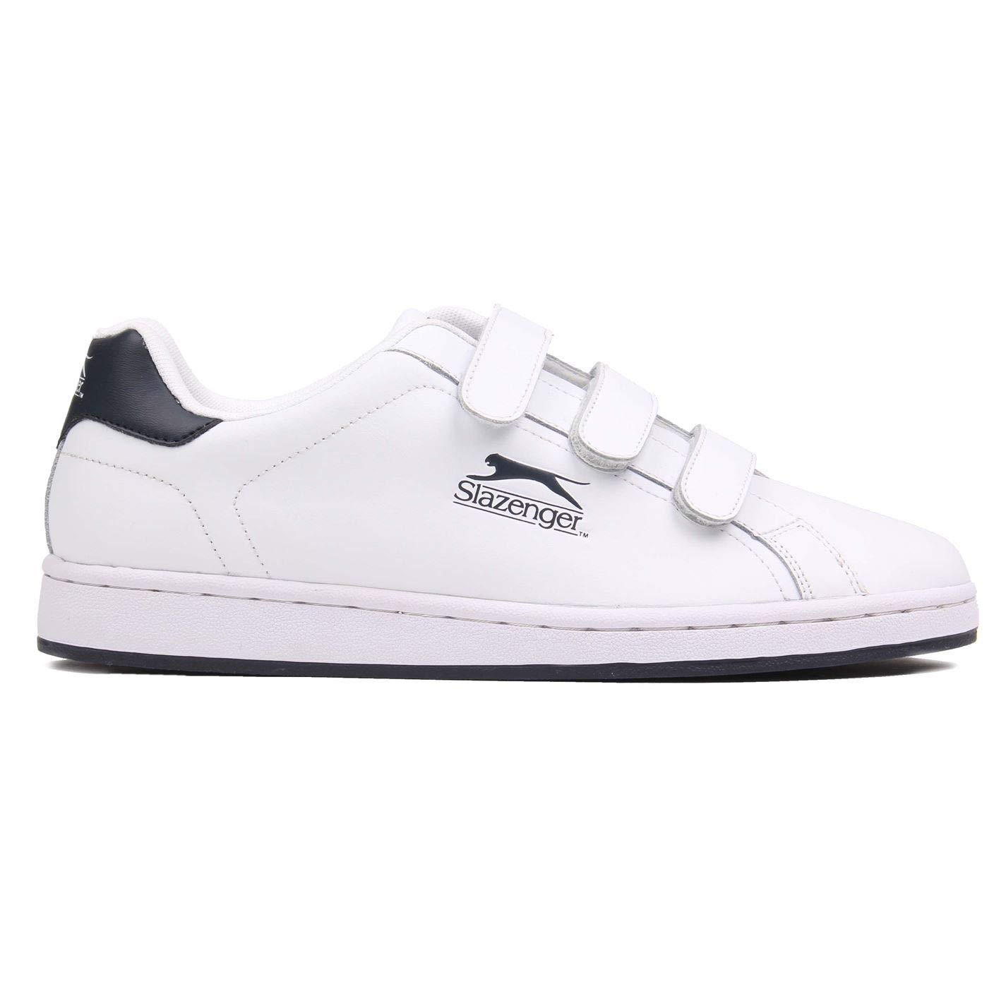 Slazenger Ash Strap Trainers Mens Athleisure Footwear Shoes Sneakers