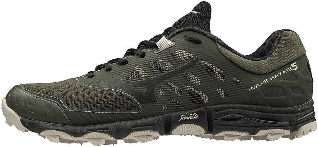 Mizuno Wave Hayate 5, Chaussures de Trail Homme