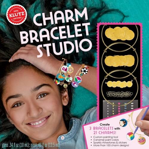 Klutz Charm Bracelet Studio