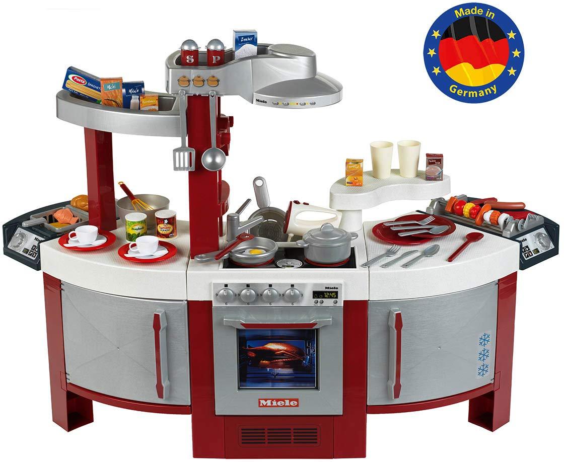 Theo Klein-9125 Miele Cocina No. 1 con Numerosos Accesorios ...