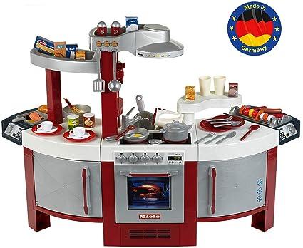 Theo Klein-9125 Miele Cocina No. 1 con Numerosos Accesorios, Juguete, Multicolor (9125)