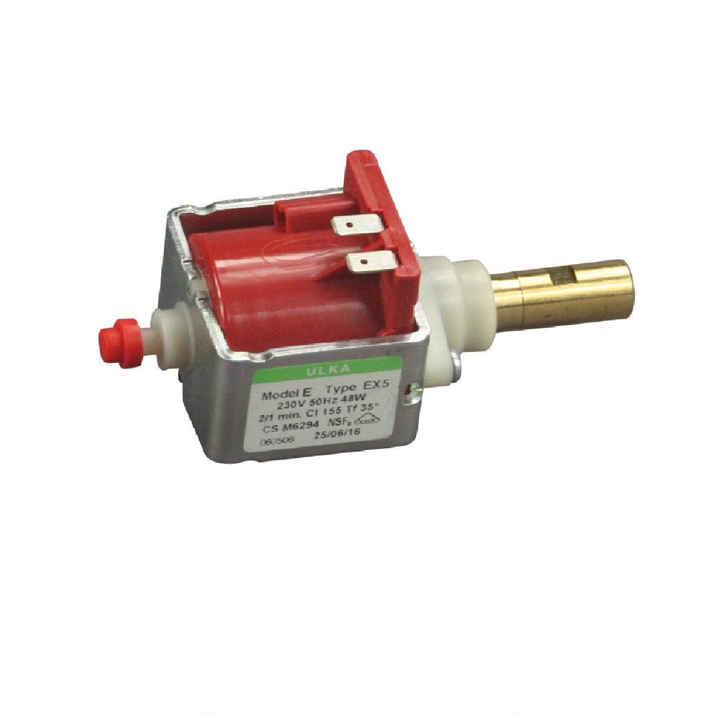 230 V compatible con Saeco la bomba ULKA EX5 48 W Para m/áquina de caf/é