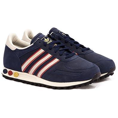 Adidas LA Trainer Blue Red-White