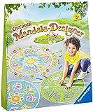 Ravensburger Flowers & Butterflies - Outdoor Mandala-Designer