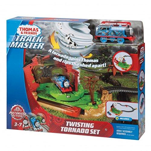 Fisher-Price Thomas & Friends TrackMaster, Twisting Tornado (Fisher Price Train Sets)