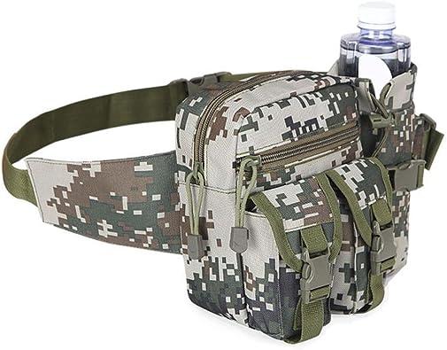 Wasserflasche Tasche Taktische Hüfttasche Gürteltasche Militär Outdoor Reisen