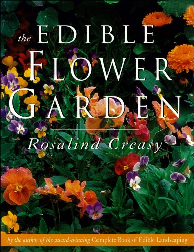 Salsa Flower - The Edible Flower Garden (Edible Garden Series)