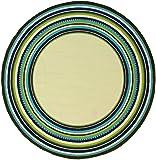 Cheap Oriental Weavers 1003X Caspian Round Outdoor/Indoor Area Rug, 7-Feet 10-Inch