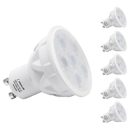 Lohas gu10 led bulbs led 6 watt dimmable daylight white5000k lohas gu10 led bulbs led 6 watt dimmable daylight white5000k light aloadofball Images