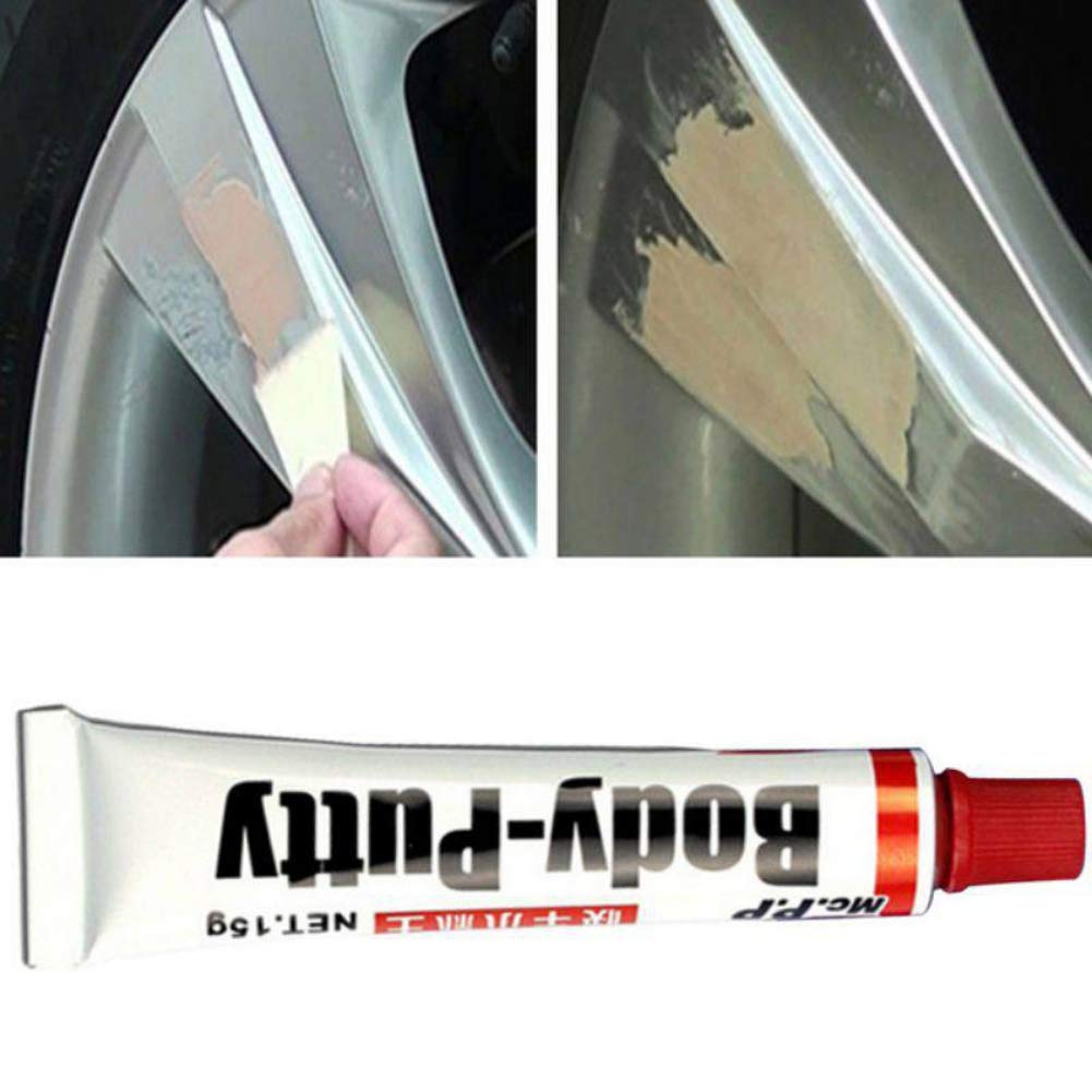 Jlong Car Body Putty Scratch Filler Painting Pen Assistant Smooth Vehicle Care Repair Tool by Jlong (Image #3)
