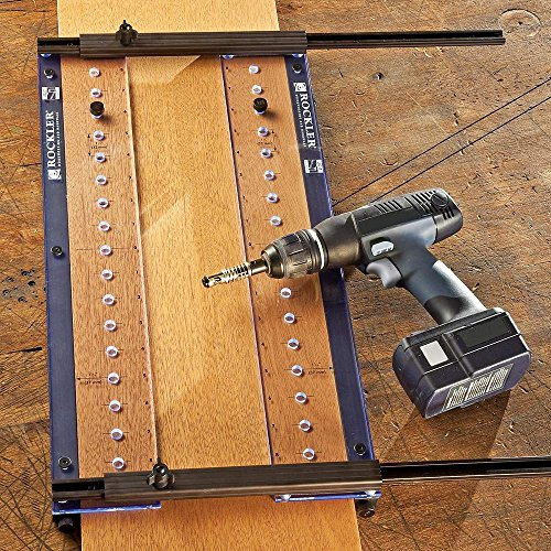PRO SHELF DRILLING JIG