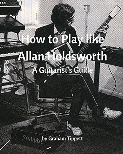Allan Holdsworth Just Curious