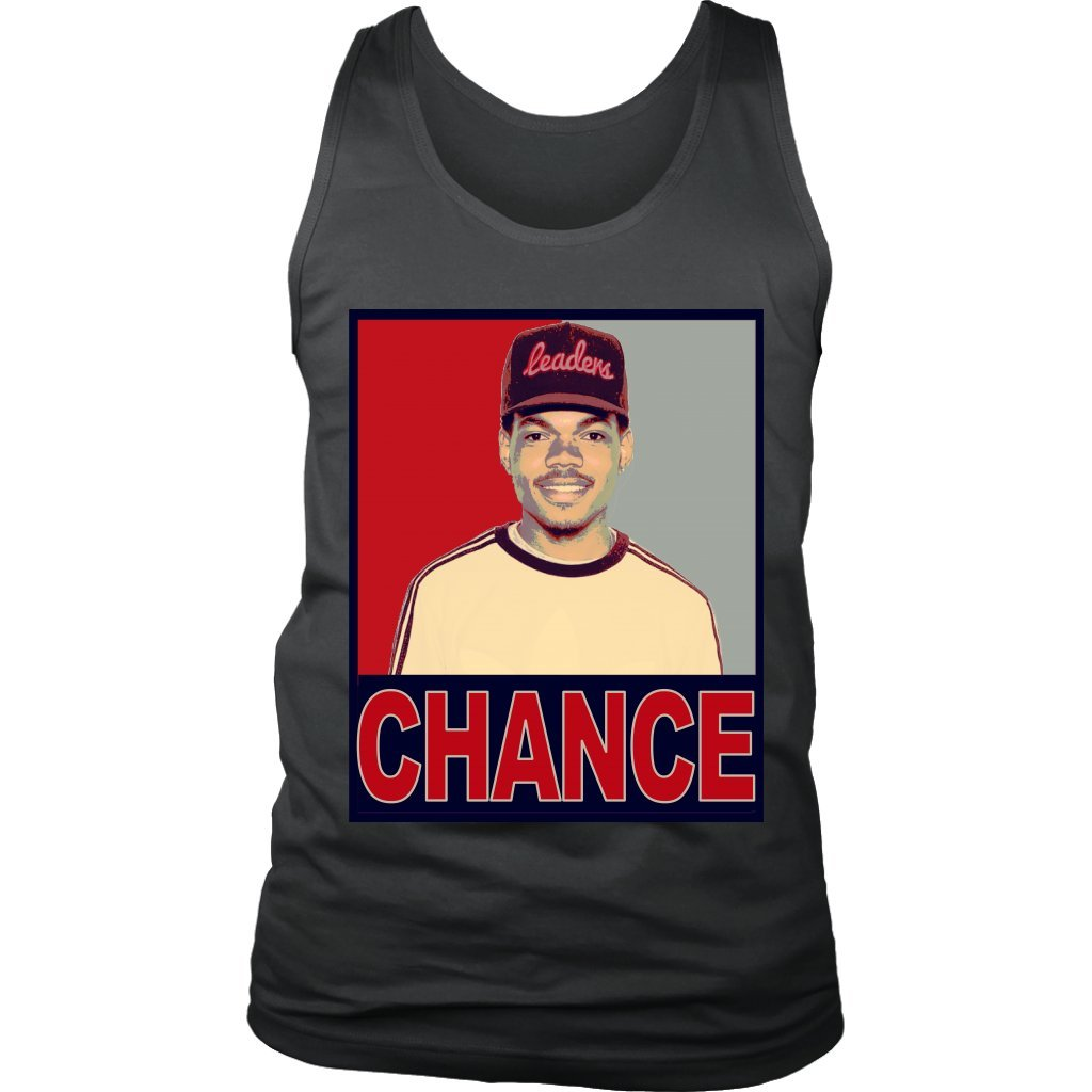 Chance The Rapper Chicago Hip Hop Tank Top