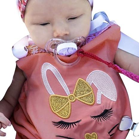 Nouveau Ex Muscade Bébé Filles Chaud Rose Bunny Rabbit Fourrure Polaire Sleepsuit Babygrow