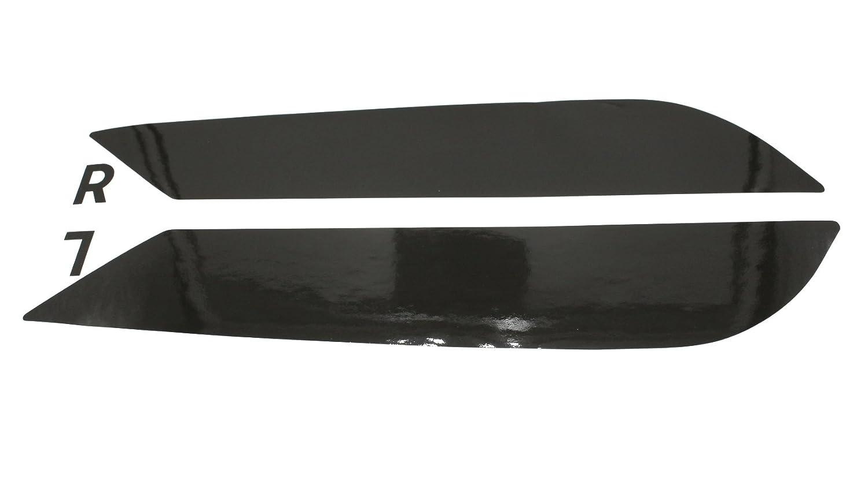 Nebelscheinwerfer Tagfahrleuchten Folien Set T/önungsfolie Aufkleber DTM Yellow, C029 Facelift