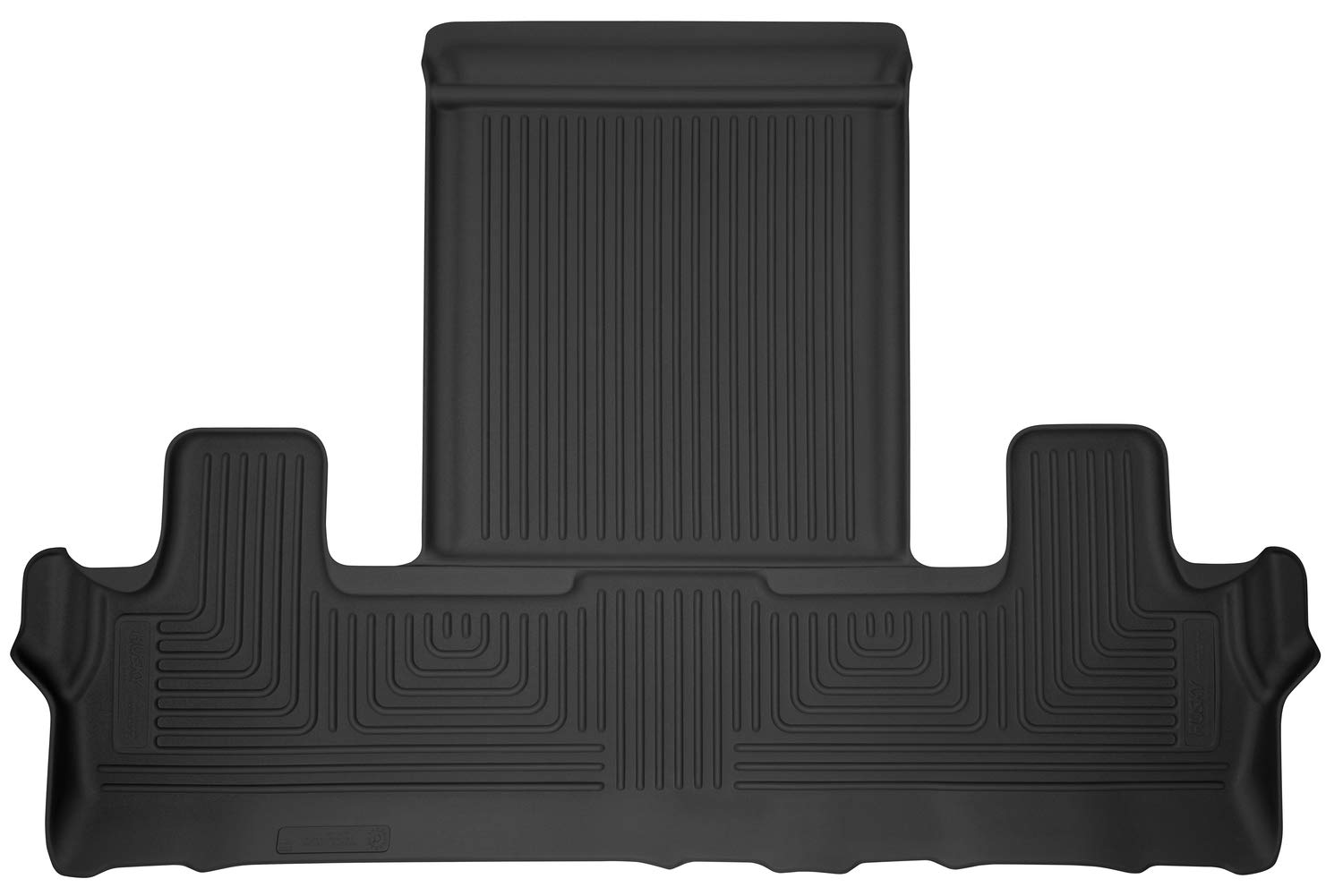 Husky Liners 54671 Fits 2018-19 Ford Expedition Max 2018-19 Lincoln Navigator L X-act Contour 3rd Seat Floor Liner