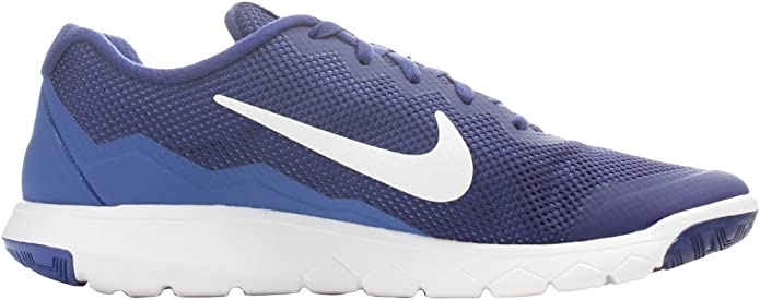 Nike Flex Experience RN 4 - Zapatillas unisex, Azul, 42: Amazon.es ...