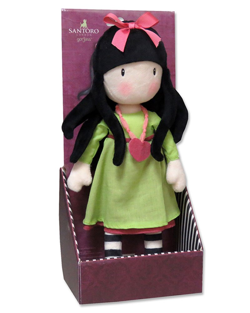 /Rag Doll 30/cm Gorjuss/ CYP Imports m-03-g