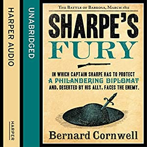 Sharpe's Fury: The Battle of Barrosa, March 1811 Audiobook