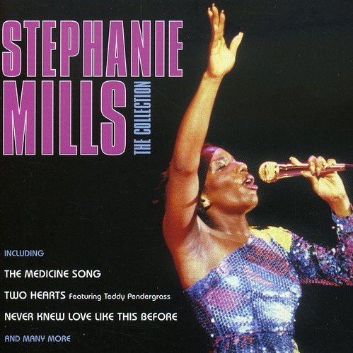 CD : Stephanie Mills - The Collection (CD)