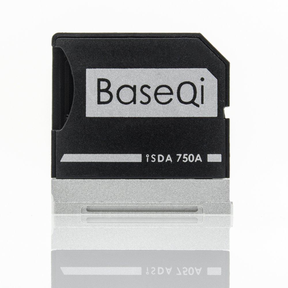 BASEQI aluminum microSD Adapter for Dell XPS 15'' (model 9550)