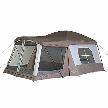 ea09cadded8 Wenzel Klondike Tent - 8 Person  Amazon.in  Sports
