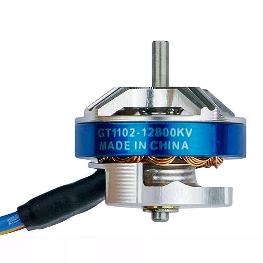 Tree-es-Life LDARC GT1102 1102 12800KV Motor sin escobillas para ...