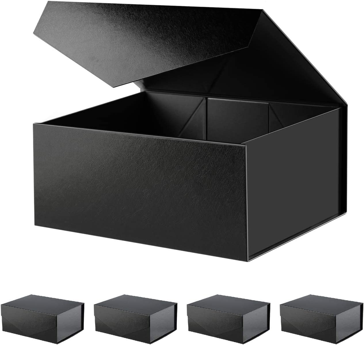 Black Gift Box Add-On