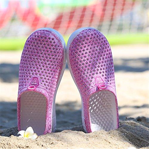 Ginjang Beach Womens Slippers Clogs Sandals Garden Shoes Pink Quick Drying rvrfqnIaWP