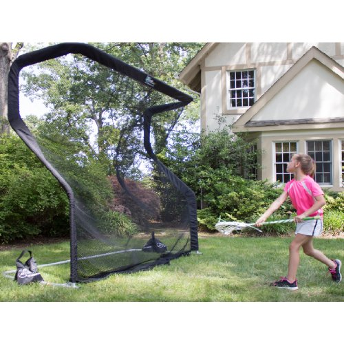 The Net Return Lacrosse Rebounder Net