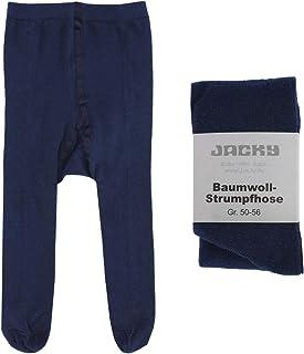 JACKY Baby-strumpfhose Uni-FBG, Collant Unisex-Bimbi 0-24, Blu, 16 (Taglia Produttore:)