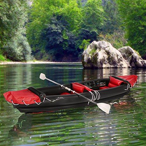 Aufblasbares Kanu (2 Personen)