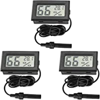 Thlevel 3 PCS 2-en-1 termómetro LCD Digital