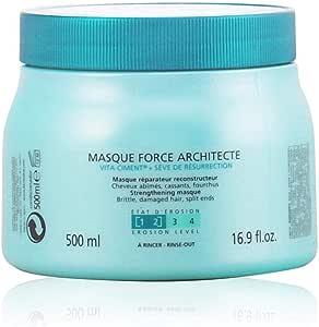 Kerastase Resistance Masque Force Architecte by Kerastase for Unisex - 16.9 oz Masque, 500 ml
