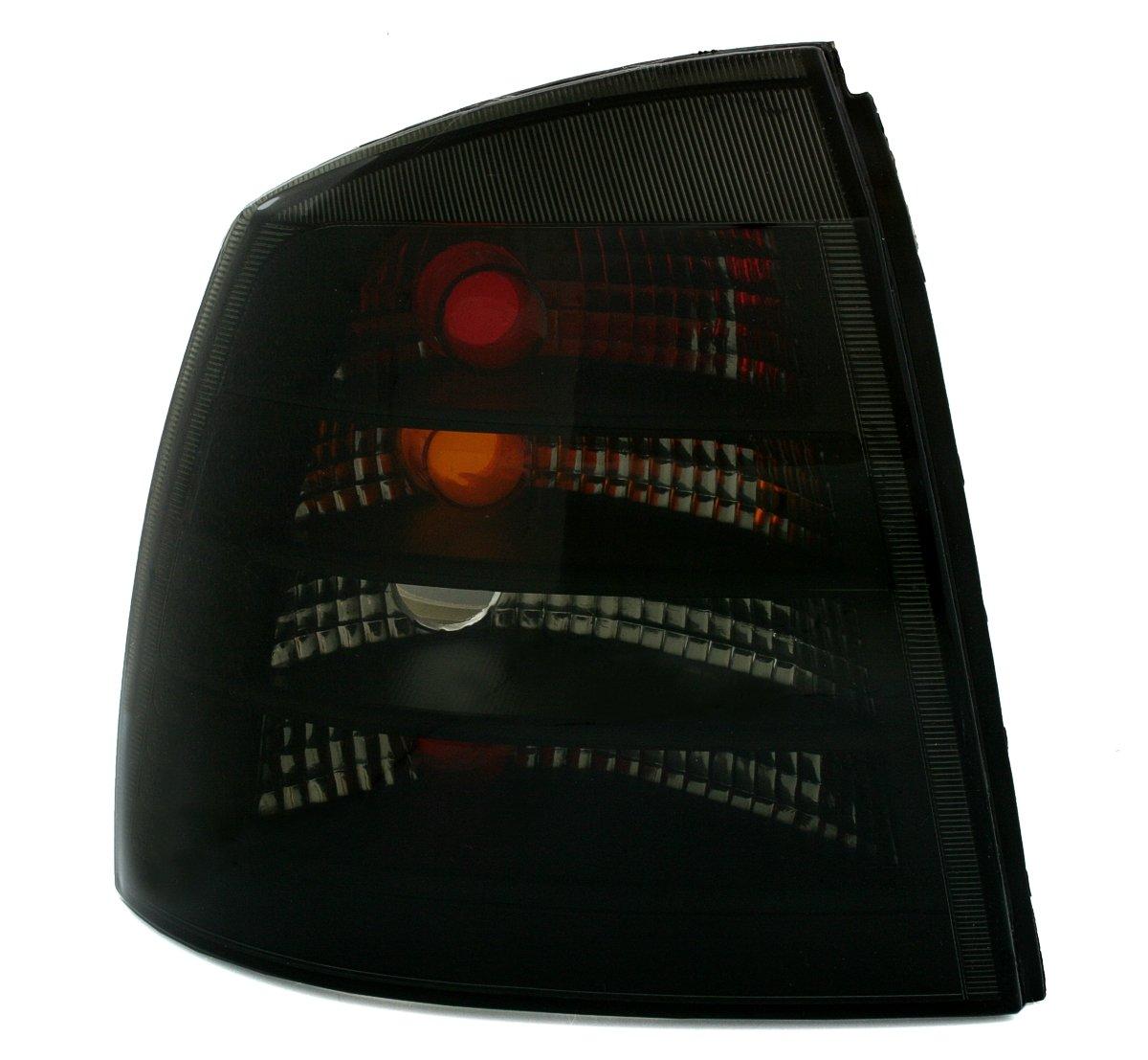 Faros de AD Tuning GmbH /& Co Faros Traseros KG 960074 de Cristal Transparente Negros