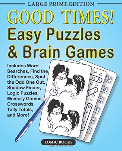 Good Times Puzzles Brain Games product image