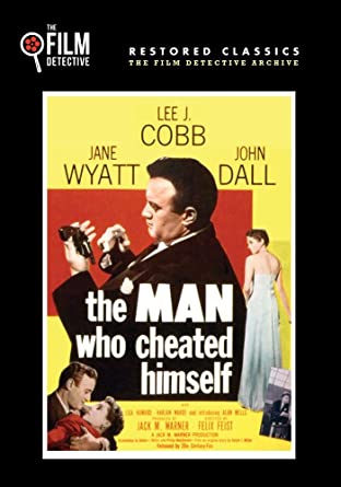 The man who cheated himself Lee J Cobb movie poster