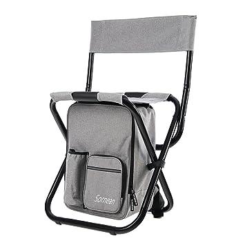 Amazon.com: sornean grande desmontable mochila multifunción ...