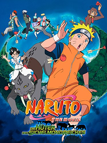 Naruto Movie 3: Guardians of the Crescent Moon Kingdom Film