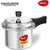 Pigeon Favourite Outer Lid Non Induction Aluminium Pressure Cooker