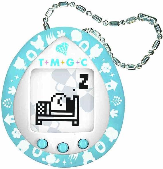 Tamagotchi nano azul (Tamagotchi nano azul) (jap?n importaci?n): Amazon.es: Juguetes y juegos
