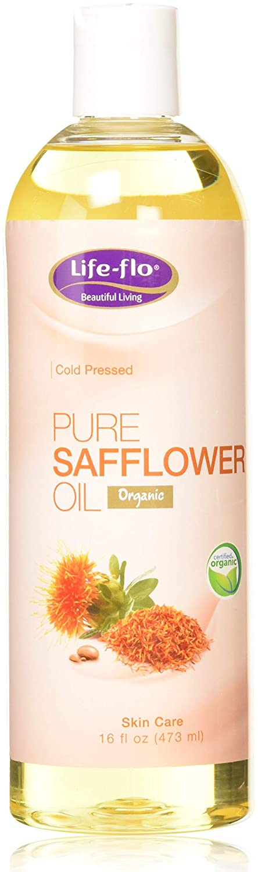 Life-Flo Organic Pure Safflower Oil, 16-Ounce 82773