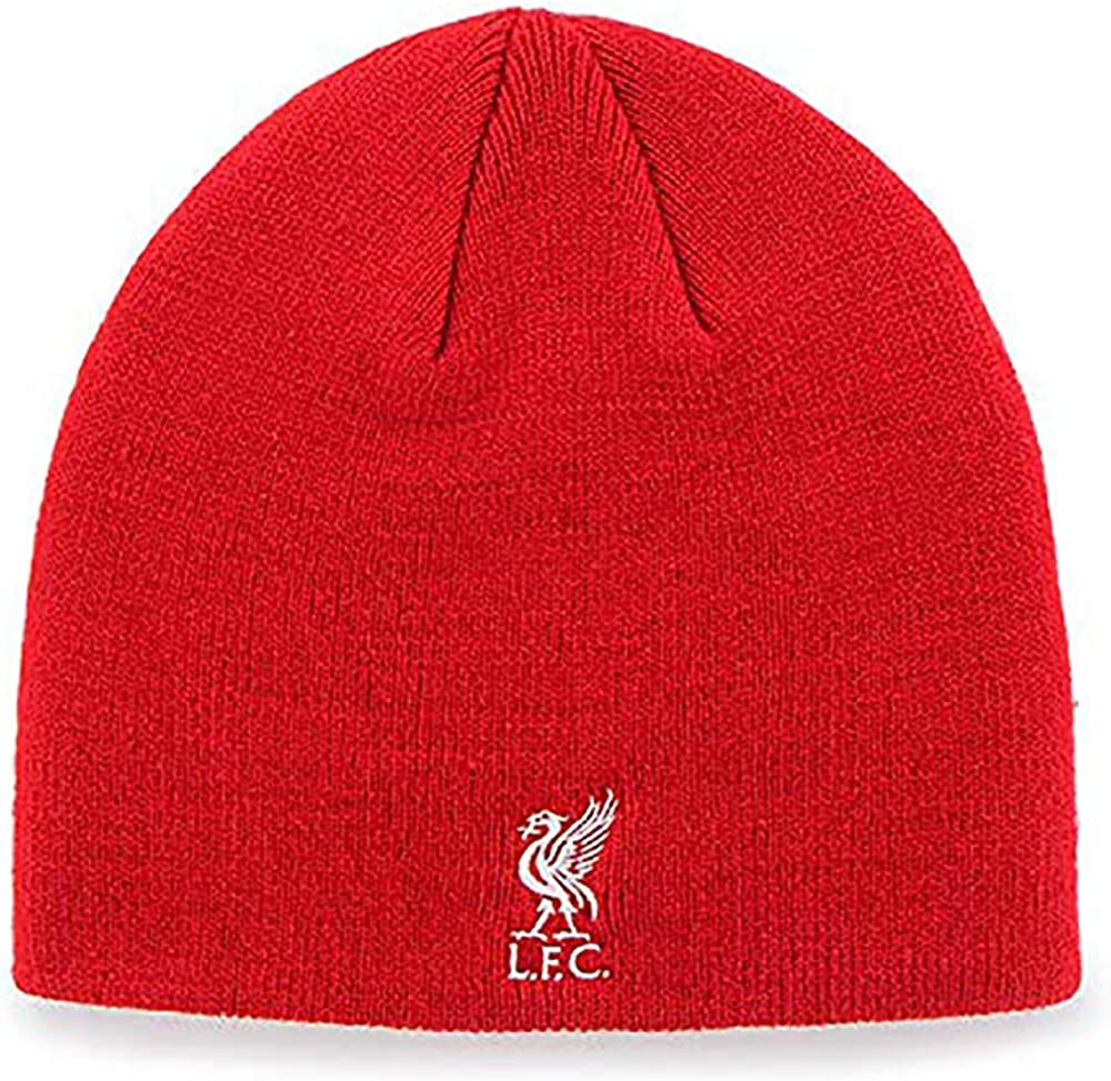 Liverpool Red Knitted Beanie
