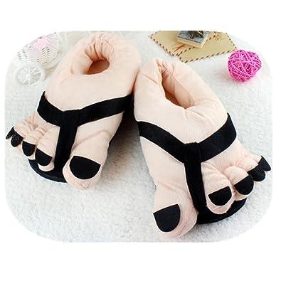 6006699aad0c Union Tesco Paws Cartoon Cotton Slippers