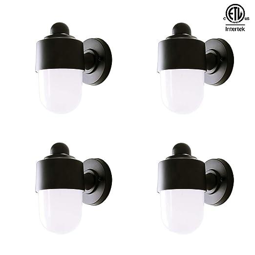 Amazon.com: FUDESY FDS216B4 - Juego de 4 luces de pared ...