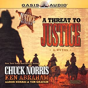 A Threat to Justice Audiobook