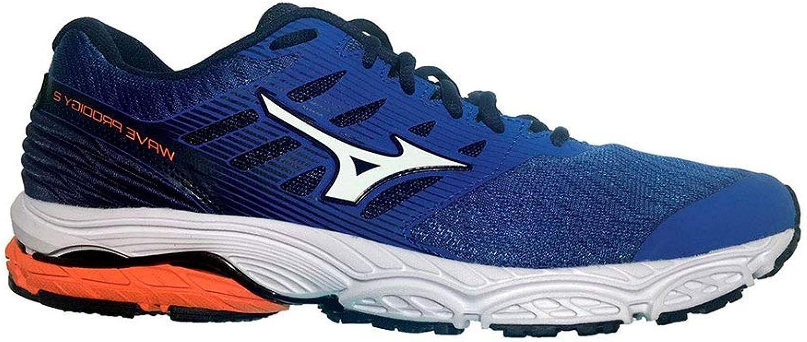 Mizuno Wave Prodigy 2 Zapatillas Running Hombre: Amazon.es ...
