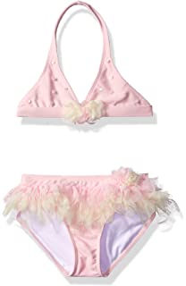 b97e245f56d35 Amazon.com  Kate Mack Girls  Island Hopping Tank Swimsuit  Clothing
