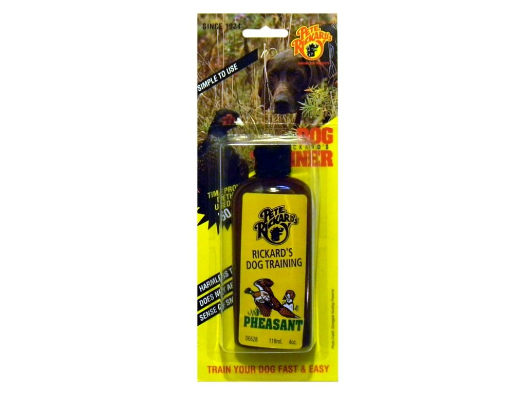 Pete Rickard's Pheasant Dog Training Scent, 4-Ounce